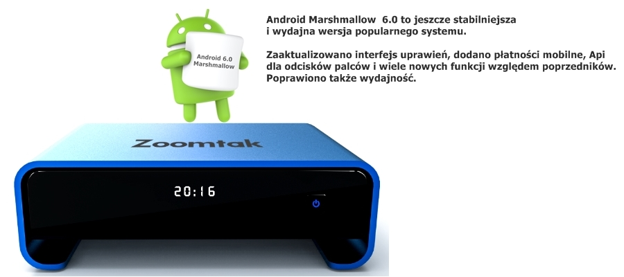 Zoomtak Upro Android 6.0 MGMplay